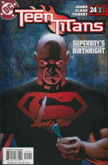 Teen Titans (2003) 24-A by DC