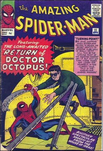 Amazing Spider-Man (1963) 11-B by Marvel