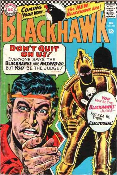 Blackhawk (1944) 229-A by DC