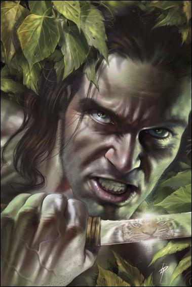 Lord of the Jungle 10-B by Dynamite Entertainment