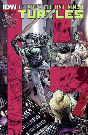Teenage Mutant Ninja Turtles (2011) 45-F
