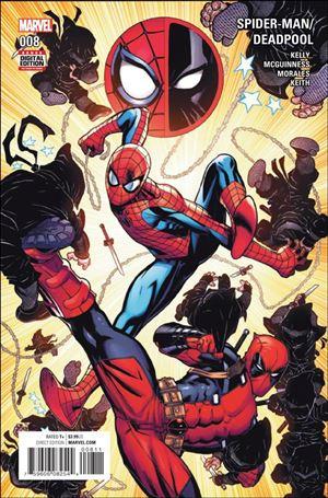 Spider-Man/Deadpool 8-A