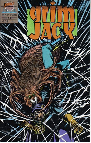 Grimjack 44-A by First