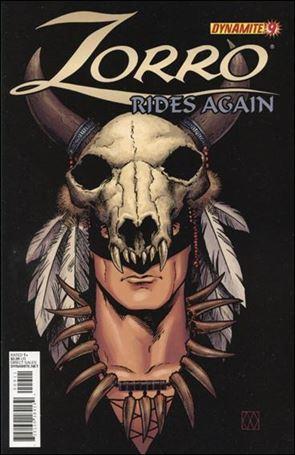 Zorro Rides Again 9-A