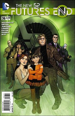 New 52: Futures End  36-A