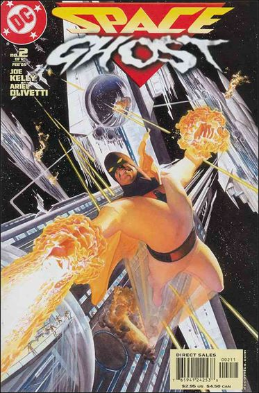 Space Ghost (2005) 2-A by DC