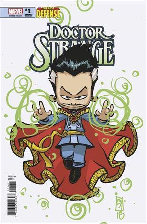 Doctor Strange: The Best Defense 1-B