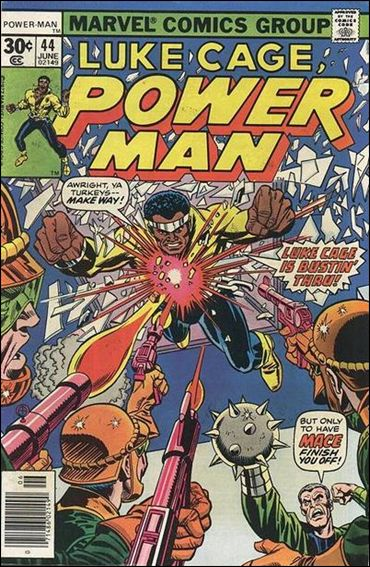 Power Man 44-A by Marvel