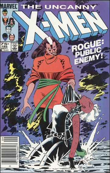 Uncanny X-Men (1981) 185-B by Marvel