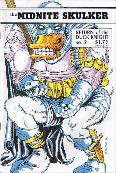 Midnite Skulker 2-A by Target Comics