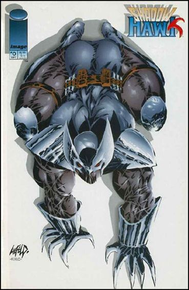 ShadowHawk (1992) 0-A by Image
