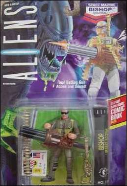 Aliens Bishop by Kenner