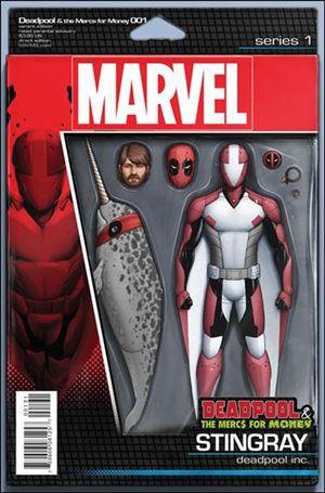 Deadpool & The Mercs for Money 1-C