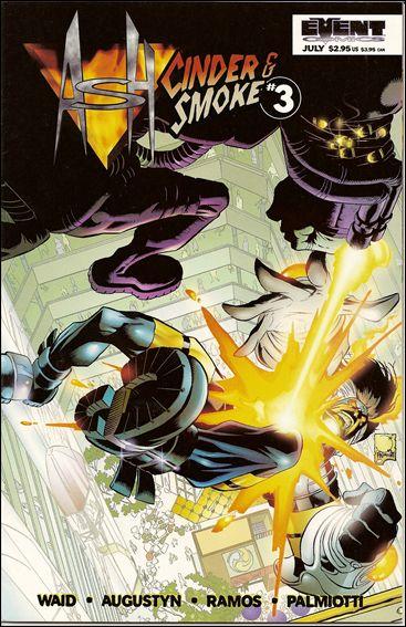Ash: Cinder & Smoke 3-B by Event Comics