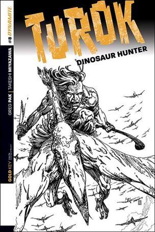 Turok: Dinosaur Hunter (2014) 8-C