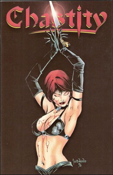 Chastity: Theatre of Pain 1-B by Chaos! Comics