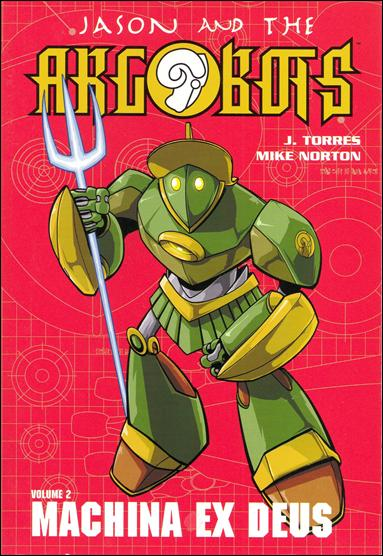 Jason and the Argobots 2-A by Oni Press