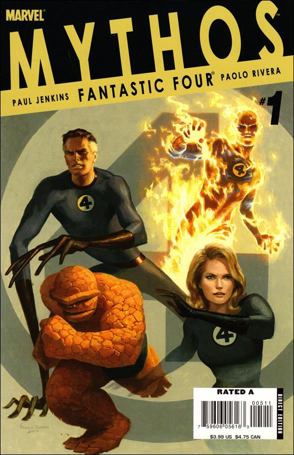 Mythos: Fantastic Four 1-A by Marvel