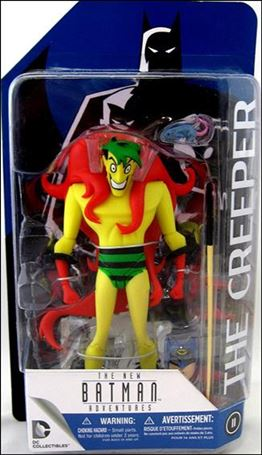 Batman Animated The Creeper (New Batman Adventures)