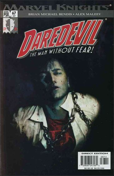 Daredevil (1998) 67-A by Marvel