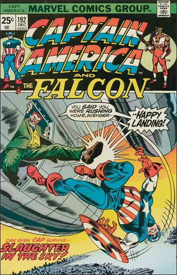 Captain America (1968) 192-A by Marvel
