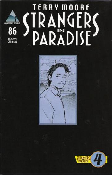 Terry Moore's Strangers in Paradise 86-A by Abstract Studio