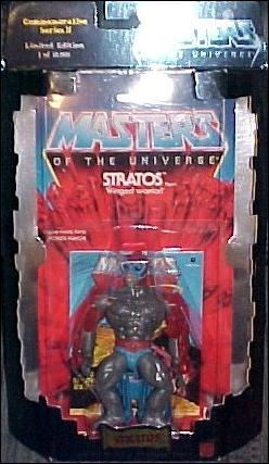 Masters of the Universe (Commemorative Series) Stratos by Hasbro