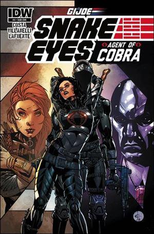 G.I. Joe: Snake Eyes, Agent of Cobra 4-B
