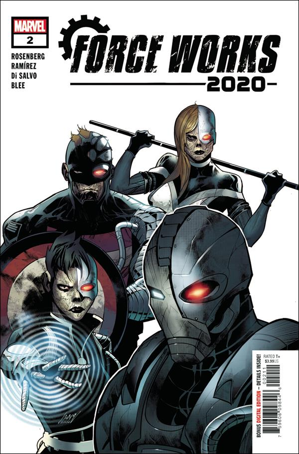 2020 Force Works 2-A by Marvel