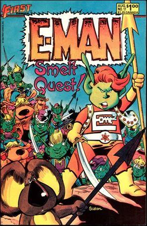 E-Man (1983) 17-A