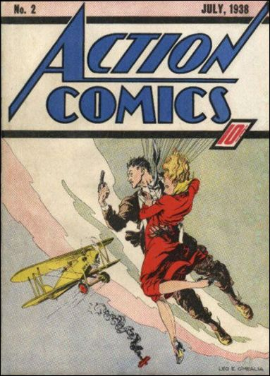 Action Comics (1938) 2-A by DC