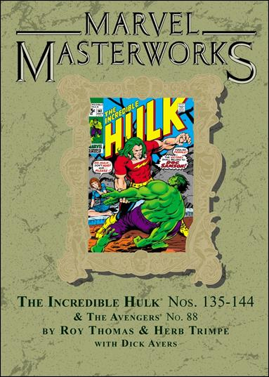 Marvel Masterworks: The Incredible Hulk 7-B by Marvel