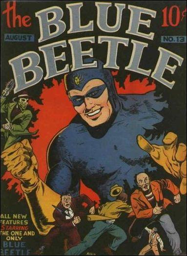 Blue Beetle (1939) 13-A by Fox