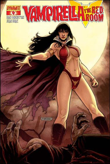 Vampirella: The Red Room 4-B by Dynamite Entertainment
