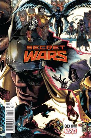 Secret Wars 3-B