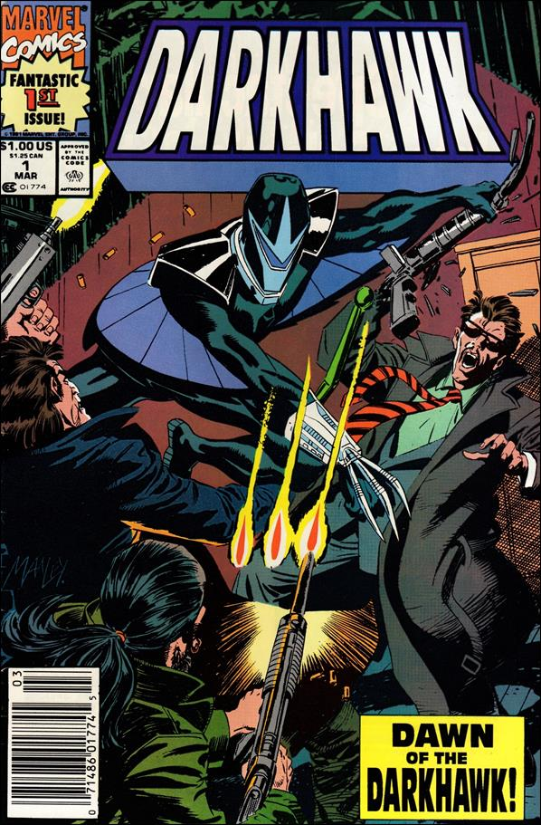 Darkhawk 1-A by Marvel