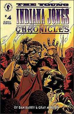 Young Indiana Jones Chronicles 4-A by Dark Horse