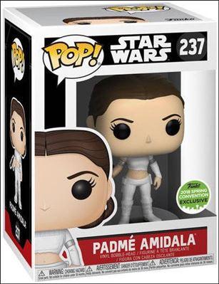 POP! Star Wars Padme Amidala 2018 Spring Convention Exclusive