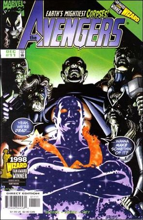 Avengers (1998) 11-A