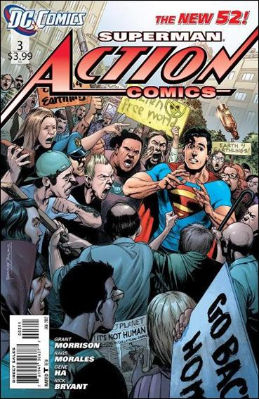 Action Comics (2011) 3-A by DC