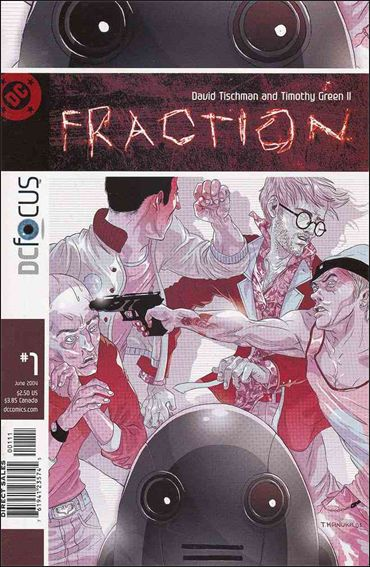 Fraction 1-A by DC