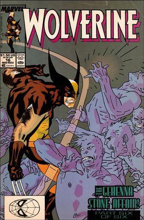 Wolverine (1988)  16-A