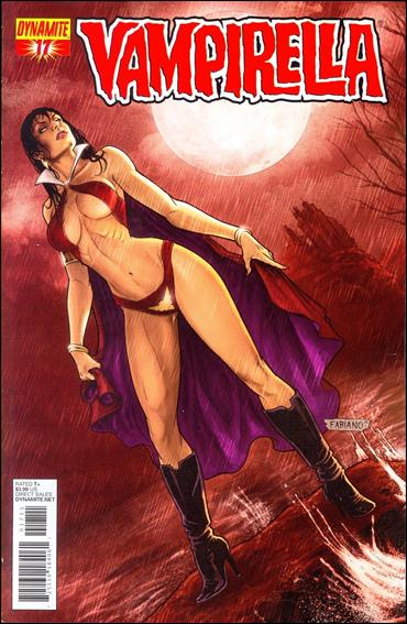 Vampirella (2010) 17-B by Dynamite Entertainment
