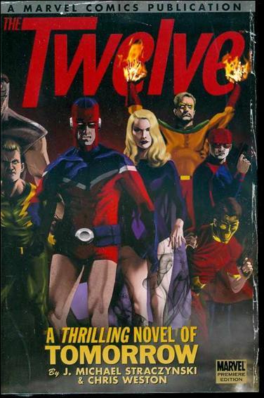 Twelve 1-A by Marvel