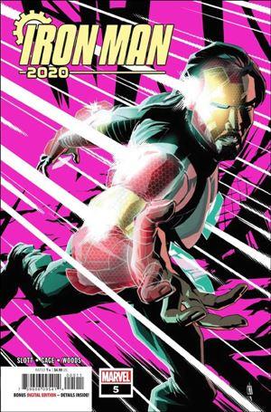 Iron Man 2020 (2020) 5-A