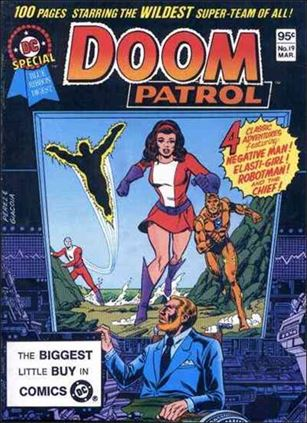 DC Special Blue Ribbon Digest 19-A