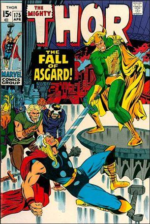 Thor (1966) 175-A
