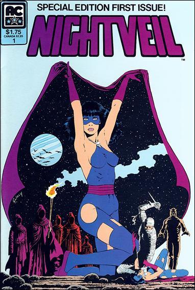 Nightveil (1984) 1-A by AC
