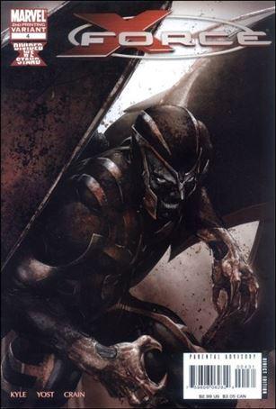 X-Force (2008) 4-C