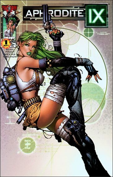 Aphrodite IX (2000) 1-A by Top Cow